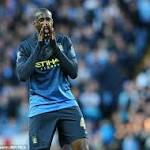 Manchester City to consider Yaya Toure's future in January