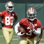 49ers sign WR Bruce Ellington