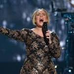 Adele rejects Trump in latest tussle over political playlists