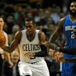 Celtics Notebook: Rajon Rondo deals with same old topic