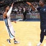 Grizzlies' Conley says big contract won't affect his play