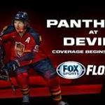 Panthers try to stay on track against Devils