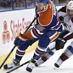 Derek Roy gets tiebreaking goal as Oilers beat Avalanche