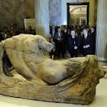 Greece Angry Over British Museum's Loan of Ancient Sculptures Taken From ...