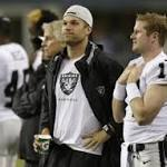 Raiders mum on starting quarterback after resolving most other position battles ...