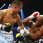 Maidana hopes smaller is better in Mayweather rematch