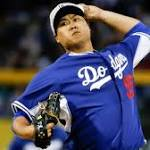 Dodgers starter Hyun-Jin Ryu is sharp in his first spring outing