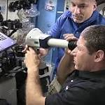 NASA wants to find out why zero G impairs human eyesight