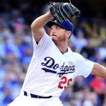 Scott Kazmir, Dodgers shut down Cardinals, 5-3
