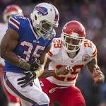 Chiefs agree with DB Ron Parker