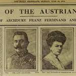First World War centenary: the assassination of Franz Ferdinand, as it happened