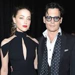 Johnny Depp Marries Amber Heard Ahead of Bahamas Ceremony: Wedding ...