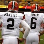 Cleveland Browns QBs: deja vu all over again? -- Bud Shaw's You Said It