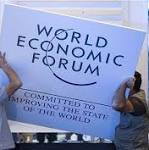 Rising CEO confidence in economy, but plenty of worries in Davos
