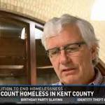 Counting Sacramento County's Homeless