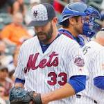 Matt Harvey is on the DL and it could be bad news