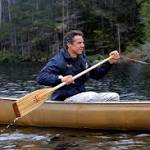 NY gov, officials paddle to promote Adirondacks