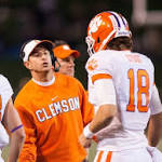 Brownlow: Four Downs: No. 19 Clemson wins ugly one at Wake Forest for its ...