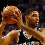 SPORTS ITEMS: AP Source: Duncan to return for Spurs