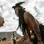 FILM REVIEW: 'The Lone Ranger': Sly Tonto, but movie drags