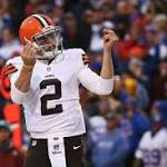 Cleveland Browns RUMORS: Johnny Manziel to be Starting Quarterback in ...