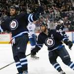 Weekend takeaways: Byfuglien, Maple Leafs, Las Vegas