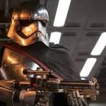 Confirmed: Gwendoline Christie Will Return as Captain Phasma In 'Star Wars: Episode VIII'