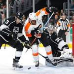 Determined Kings turn in another workmanlike victory in beating Philadelphia, 2-1