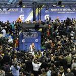 Law enforcement agencies ready security measures in preparation for Super Bowl