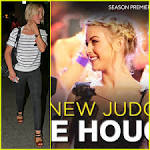 Julianne Hough returning to 'Dancing with the Stars' as fourth judge