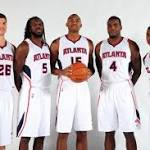 Introducing the Atlanta Hawks' Fearsome Starting 5