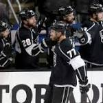 Kings will have full complement of players tonight vs. Pens