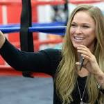 UFC 184 features champ Ronda Rousey defending her title against Cat Zingano