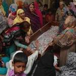 Death toll in Pakistan Easter suicide attack rises to 72; authorities vow to hunt down perpetrators