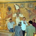 Egypt experts are '90 percent positive' there's a secret hiding in King Tut's ...