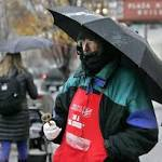 Salvation Army bell ringer remembers faces of charity