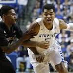 Hot shots: No. 1 Kentucky back to unbeatable with SEC routs