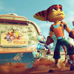 First look at Ratchet & Clank PS4