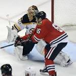 Bruins not concerned about triple OT loss