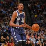 Oklahoma City Thunder News: Kevin Durant Tweets then Deletes Response to ...