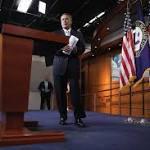 Boehner points fingers over potential shutdown: Blame Democrats