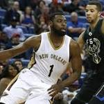 Tyreke Evans Injury Update: Pelicans Guard Reportedly Could Miss Rest of Season