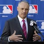 MLB commissioner: 154-game schedule not impossible