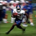 David Wilson: New York Giants career over before it begins