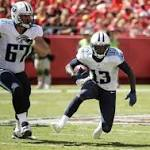 Fantasy football: Trust Titans' Kendall Wright to find success against Cowboys