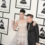 Katy Perry Catches The Bouquet During Macklemore & Ryan Lewis' Emotional ...