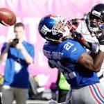 New York Giants rally to top Atlanta Falcons