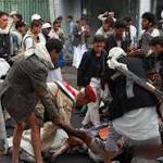 Suicide bombings in Yemen kill 67 after premier quits