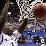 Kansas forward Cheick Diallo to sign with agent, remain in NBA Draft