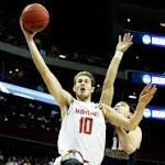 Jake Layman to return to Maryland for his senior season